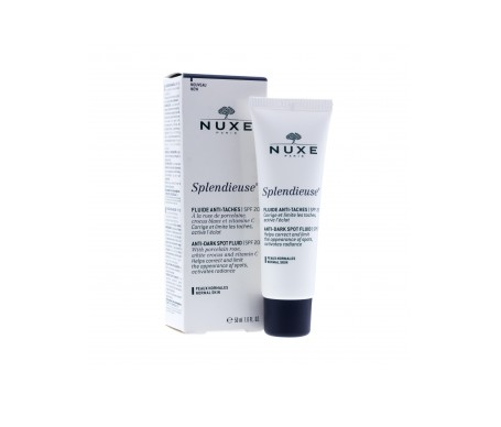 Nuxe Splendieuse fluido antimanchas SPF20+ 50ml
