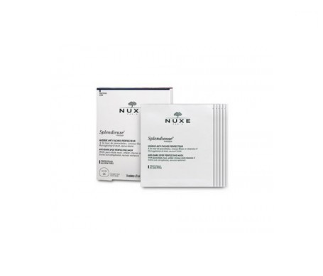 Nuxe Splendieuse mascarilla antimanchas 6uds X 21ml