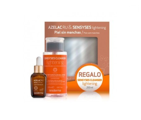 Sesderma Pack Azelac RU sérum & Sensyses Cleanser Lightening