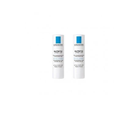 La Roche-Posay Nutritic lip balm u.
