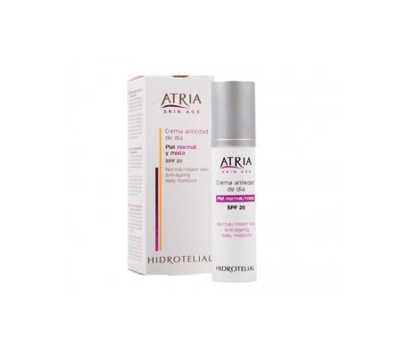 Atria Crema idratante antiage diurna Atria SPF20+ Pelle normale/miscelata 50ml