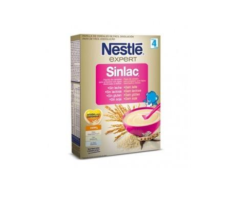 Nestlé Sinlac papilla de cereales 250g