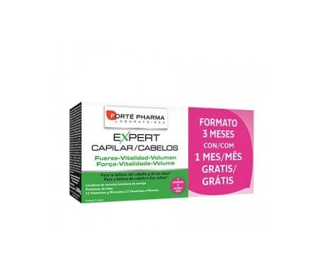 Forté Pharma Expert Capilar 3x28comp