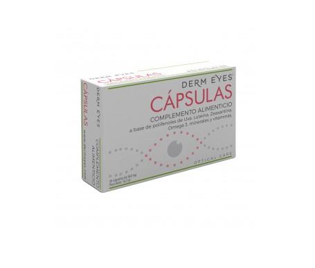 DermEyes® nutrición ocular cápsulas 30uds