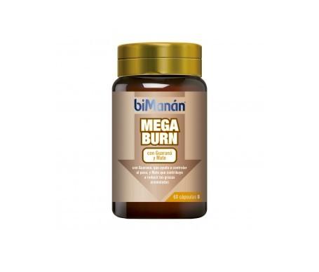 biManán® Mega Burn 60cáps
