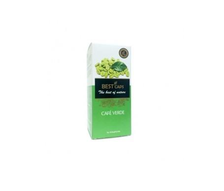 Bestcaps Café Verde 80cáps