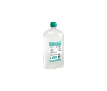 Serrasol cloruro sódico 0,9% 1000ml