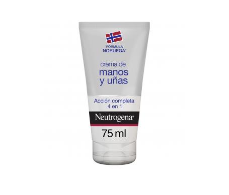 Neutrogena®  crema de manos y uñas 75ml