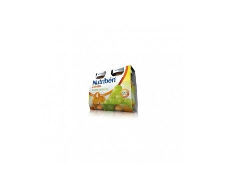 Nutribén® zumo de frutas variadas 2x130ml