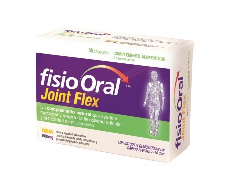 FisioOral JointFlex 30cáps