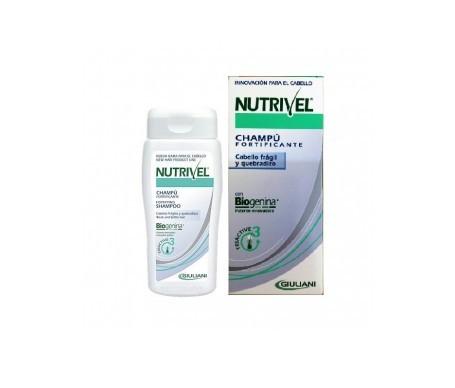 Nutrizione perdita di capelli shampoo 200ml
