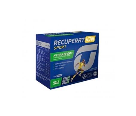 Recuperat-ion Hydrasport sabor menta-limón 12 sobres