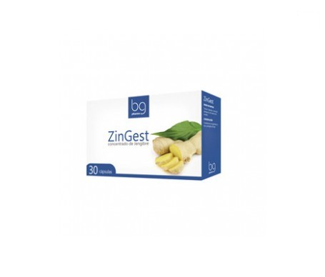 Bg Pharma ZinGest 30cáps