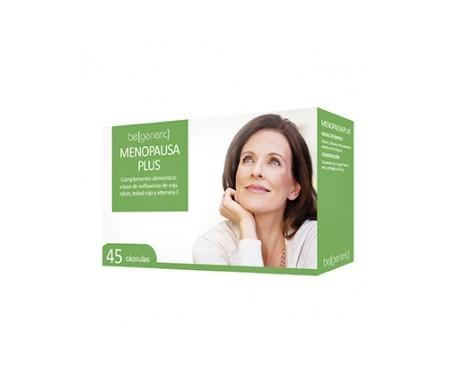 Be Generic Menopausia Plus  45cáps