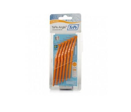 TePe® cepillo interdental  angulado 0,45mm naranja