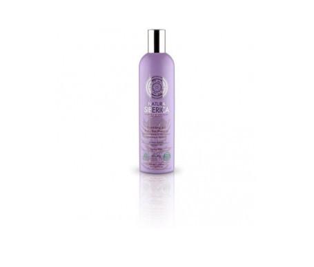 Natura Siberica shampoo nutriente per capelli secchi 400ml