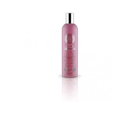 Natura Siberica shampoo per capelli tinti e danneggiati 400ml