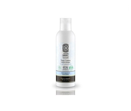 Natura Siberica Toning Lotion 200ml