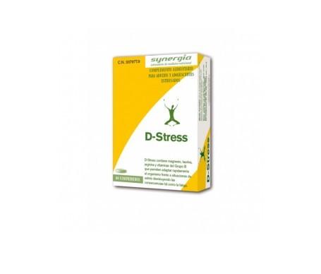 Hilefarma D-Stress 80comp