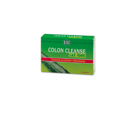 ESI Colon Cleanse Lax Forte 30 tabletas