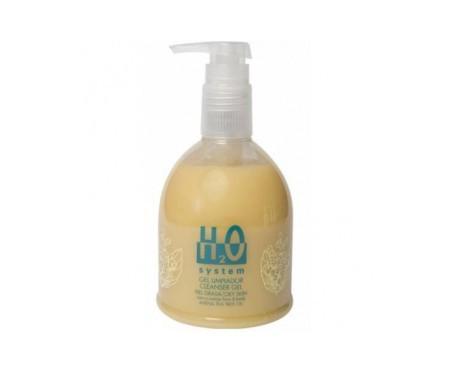 H20 System jabón facial piel grasa 300ml
