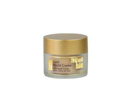 Aquabio night cream Gold 50ml