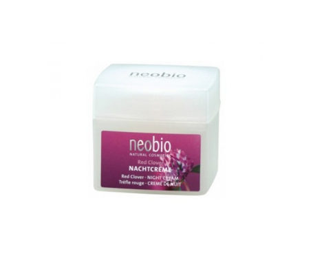 Neobio red clover night cream 50ml
