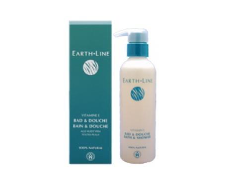 Earth Line leche hidratante corporal 200ml
