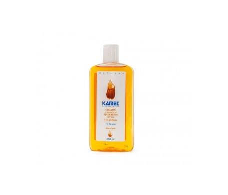 Shampoo all'estratto di cheratina Kamel™ senza sale 250ml