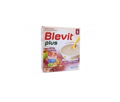 Blevit® Plus frutos secos 600g