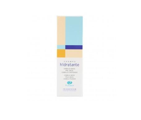 Rueber champú hidratante SPF15+ 220ml