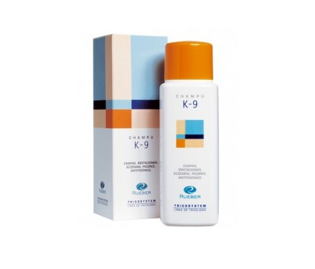 Rueber K-9 shampoo antiforfora 220ml