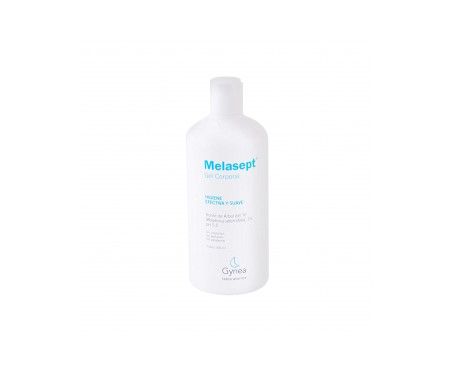 Melasept gel piel sensible 500ml