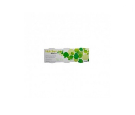 Hidrafan gelatina limón 3uds