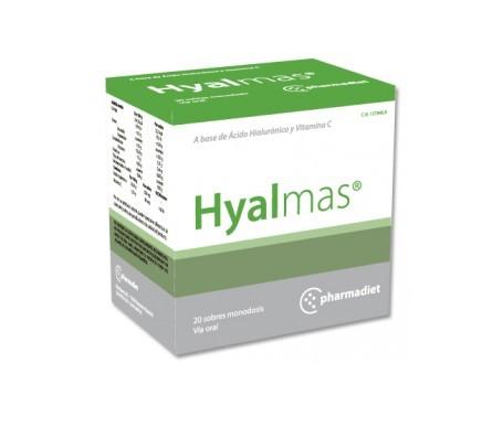 Pharmadiet hyalmas 20 sobres