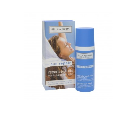 Bella Aurora reparador post-solar antimanchas 50ml