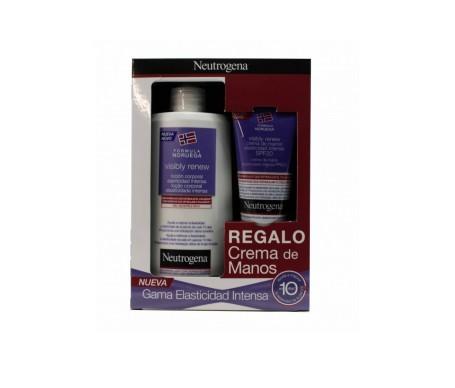 Neutrogena® loción corporal 400ml + crema de manos 75ml