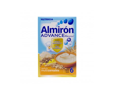 Almirón Advance multicereales 500g