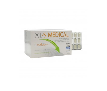 XLS Medical Captagrasas 180comp
