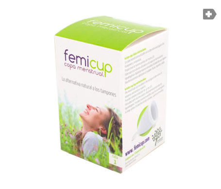 Femicup coupe menstruelle petite taille 1 pc