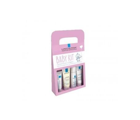 La Roche-Posay Baby Kit modelo rosa