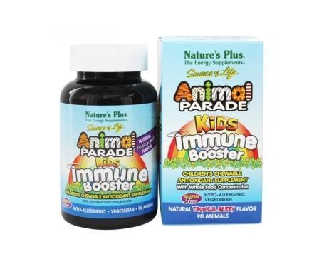 Nature's Plus  Animal Parade Kidsimmune Booster 90comp
