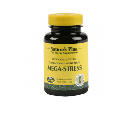 Nature's Plus  Mega Stress 30comp