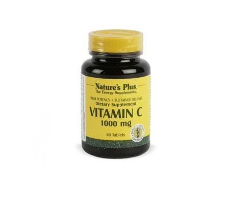 Nature´s plus vitamina C 60cáps