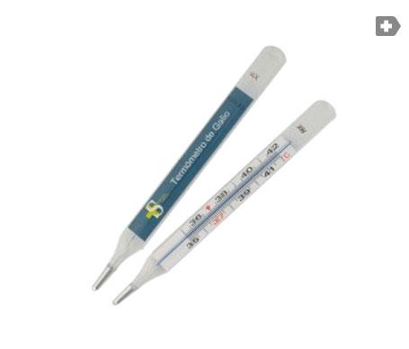 Sanitec Solutions termómetro clínico de galio 1ud