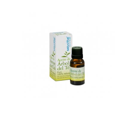 Saluvital aceite de árbol de té 30ml