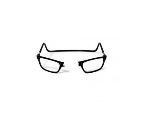 Acofarlens Imán Saturno Negro gafas pregraduadas presbicia 3 dioptrías 1ud