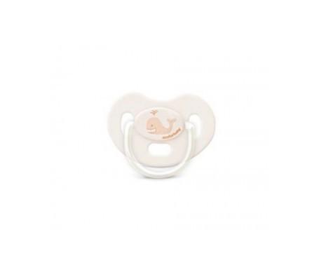 Acofar Baby chupete anatómico de silicona 0-3m 1ud