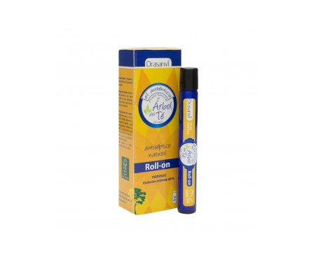 Drasanvi aceite de árbol de té roll on 10ml