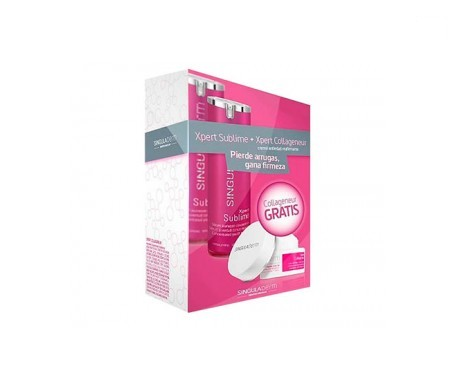Singuladerm Pack Xpert Sublime + Xpert Collageneur